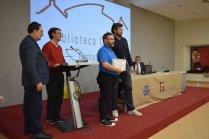 Juan José recibe su Medalla de Plata Grande